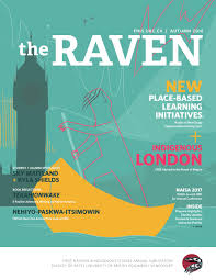 Ubc Graphic Design Program The Raven Autumn 2016 By First Nations Indigenous