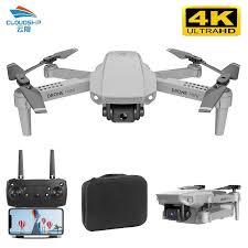 <b>E88 Drone 4k</b> HD wide-angle camera <b>drone</b> WiFi 1080p real-time ...