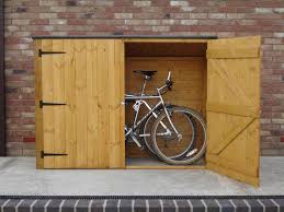 full size of lovely bike storage shed in building wood with ideas outside garden cycle bicycle