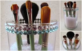 diy makeup brush holder diy makeup brush holder you mugeek vidalondon