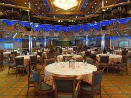 Carnival Victory Dining