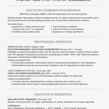 What To Include In A Combination Resume With Examples
