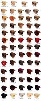 Rusk Deepshine Color Chart Rebellions Beauty Within Clinic