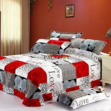 awesome comforter sets queen romantic red bedroom decor with bedding sets queen remodel