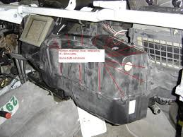 blend door replacement with pictures f150online forums 2000 expedition heater core front 2003 Expedition Heater Core #31