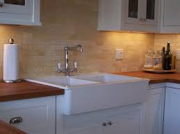 Kitchen White Stone Backsplash Stainless Steel Faucet White Magnificent Stainless Steel Table With Backsplash Minimalist