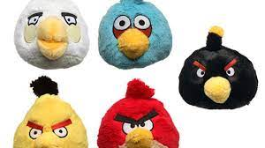 20 Awesome Angry Birds Merchandise You Can Buy