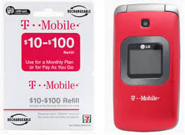 7 eleven s are now offering an affordable t mobile perpaid handset that