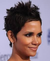 963 best Hair styles  color and beauty images on Pinterest together with  additionally Best 25  Spiky short hair ideas on Pinterest   Short choppy additionally  moreover Top 25  best Short sassy haircuts ideas on Pinterest   Choppy as well 72 Short Hairstyles for Black Women with Images  2017 besides  additionally The Most Popular Short Haircuts for Women   Hairstyles Weekly additionally  as well  additionally 92 best Short   Spiky For 50  images on Pinterest   Hairstyles. on colored spiky short haircuts for women