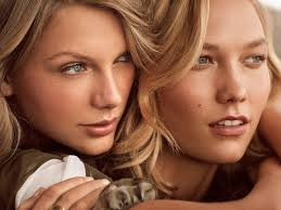 Taylor Swift and Karlie Kloss star ...