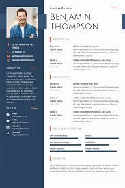 Adobe Resume Template Cool Resume Templates Adobe