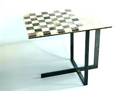 chess coffee table round mirrored fabulous furniture tables board diy top 5 be unexpected