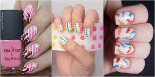12 Candy Nail Art Designs — Dessert and Food Nail Art Ideas