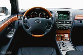 LEXUS LS specs - 2000, 2001, 2002, 2003 - autoevolution
