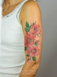 крошечные татуировки минимализм