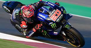 Marquez cools title talk as he fights back from injury. Motogp Les Resultats Du Test Au Qatar Quartararo Explose Les Compteurs