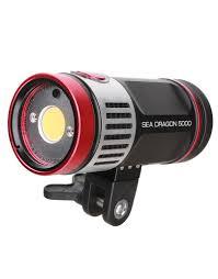 Sea Life Photo Video Light Sea Dragon 5000f Pro Light