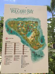 Volcano Volcano Bay Cabana Map