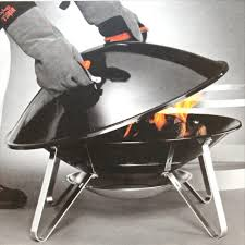 here are just a few reasons why this outdoor fire pit is so sought over weber 2726