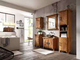 Pleasurable Ideas Badezimmermöbel Rustikal Badezimmer Stilvoll Bad