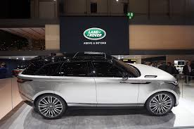 2018 land rover velar white. brilliant velar 2018 land rover range velar side profile to land rover velar white motor trend