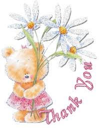 Image result for thank you cartoon cute