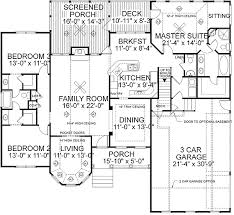 Best House Plan Improved - 2024GA floor plan - Main Level