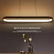 new creative modern led pendant lights kitchen acrylic metal suspension hanging ceiling lamp for dinning room lamparas colgantes pendant light pendants from