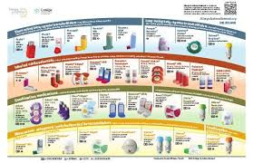 Pin By Schoolnurse On Asthma Asthma At A Glance Allergies