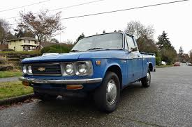 Seattle's Parked Cars: 1974 Chevrolet LUV | Класичні Авто Classic ...