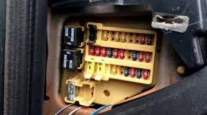 dodge durango fuse box location 2001 dodge durango fuse box location