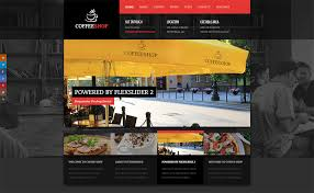 20+ Wordpress Templates For Cafe And Coffee Shop | Free & Premium ...