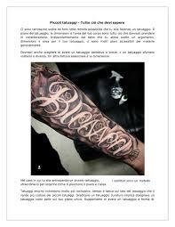 Ppt Tatuaggi Piccoli Powerpoint Presentation Id7855273