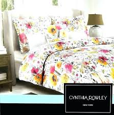 bedding at home goods comforters erfly duvet cover twin quilt interior decor comforter set cynthia rowley