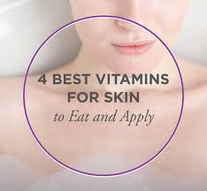 what vitamins are good for skin healing