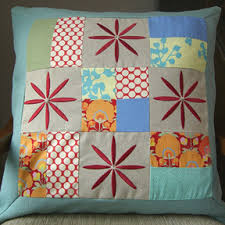 Patchwork and Quilted Pillows – thelongthread.com & quilted-pillow2.jpg Adamdwight.com