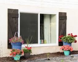 wood shutters 19