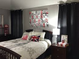 Introducing the Beauty of British with British Theme Bedroom Decorating  Ideas 9