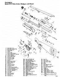 Want to buy remington 870 parts rh pafoa org remington 870 express magnum parts diagram