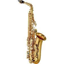 Yamaha YAS-480 Intermediate <b>Eb Alto Saxophone</b>   Music & Arts