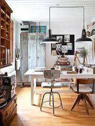 creative home offices. Airy Studio Space With Plenty Of Room For Brainstorming. #studio #workspace #office Creative Home Offices