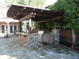 Outdoor Kitchen Idea Outdoor Kitchen Ideas With Tv Home Romantic