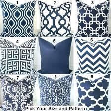 large throw pillows 24x24 pillows navy blue decorative throw pillows exterior lighting led