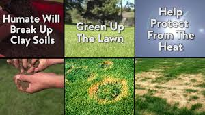 Image For Lawns Humate Soil Conditioner For Lawns Organo Lawn
