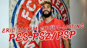 Como crear a Eric Maxim Choupo-Moting / PES 2021 ps2/psp * Stats y  Habilidades * - YouTube