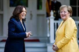 Angela Merkel is voor een laatste ...
