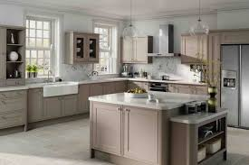 Grey Kitchen Cabinets With Granite Countertops   Savae.org