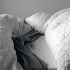 Matteo Ida Quilted Linen Bedding - TRNK & 66 x 66 Adamdwight.com