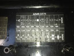 defender fusebox landyzone land rover forum here ya go
