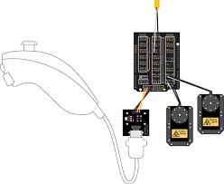 desktop roboturret ic control wii nunchuk b 500 500 16777215 00 images tutorials desktoproboturret roboturret nunchuk bb png